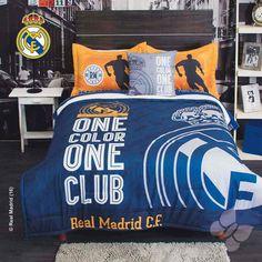 Club Real Madrid Softy Comforter Set $189.85-$209.85 - A Bit Unique Boutique