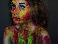 Artistic #Self #Portrait #Photography by Lídia Vives