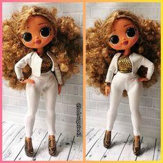 Barbie Dolls Diy, Diy Doll, Cool Toys For Girls, Rainbow Crafts, Lol Dolls, Cute Toys, Bobby Brown, Cute Baby Animals, Fashion Dolls