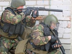spetsnaz | Guns of the Spetsnaz: Specially Designed CQB Rifles