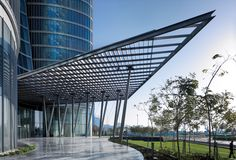 ADIA Headquarters - Explore, Collect and Source architecture