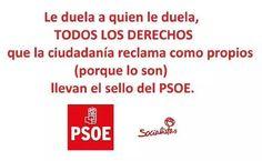 Derechos PSOE