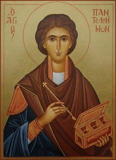 Icone dipinte a mano - Ručně psané Ikony: Santi - Svatí