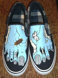 These are perfect for Ransom. They look JUST like his real feet!