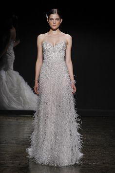 Lazaro Runway Show, Fall 2014 - Wedding Dresses and Fashion Ideas