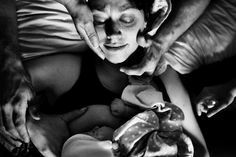 I can't take my eyes off these beautifully honest birth photos by Jenna Shouldice