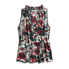 Get Designer Clothing Sent Right to Your Door With Stitch Fix's New Upgrade Stitch Fix Fall, Stitch Fit, Stitch Fix Outfits, Stitch Fix Stylist, Dame, Floral Tops, Floral Prints, Style Me, Fashion Outfits