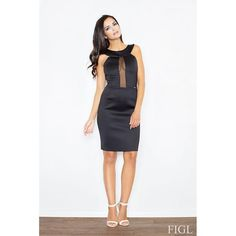 Black Opening Dress
