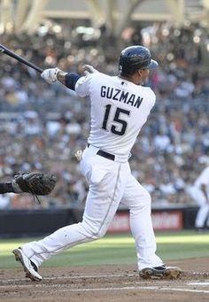 Jesús ''Chucho'' Guzman San Diego Padres, People, People Illustration