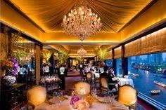 Le Normandie at Mandarin Oriental Hotel | Bangkok