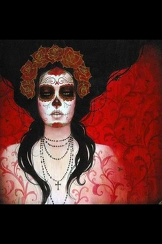 Day of the dead... Beautiful!