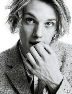 Jamie Campbell Bower - Jace Wayland from the Mortal Instruments series Jamie Campbell Bower, James Campbell, Beautiful Men, Beautiful People, Shadowhunters, Jace Wayland, Sweeney Todd, Lily Collins, Attractive People