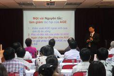 Tiến Sĩ Nguyễn Văn Rư giup người dân Việt Nam nhận thức AGE