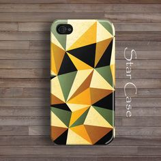 iPhone 5 Case Geometric iPhone 5s Case Vintage iPhone by STARCASE, $19.99