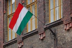 Hungarian Flag by The Hungarian Girl, via Flickr
