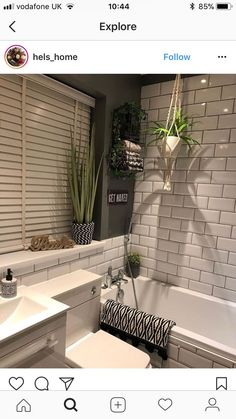 Bathroom - 20 or so Exceptional Tips and hints For showerintub Upstairs Bathrooms, Small Bathroom, Bathroom Sinks, Pinterest Bathroom, Bathroom Inspiration, Bathroom Inspo, Bathroom Ideas, Bathroom Remodeling, Home And Deco