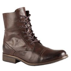 Walter Lace Up - View All Men's Boots - Western Boots, Harness ...