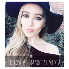 • FOLLOW • Hello Beauties!   Follow me on my new Instagram!  @love.jen.marie  YouTube: http://youtu.be/HyJJZVz3gUI   Please subscribe! Xoxo  ↓new blog coming soon ↓ www.lovejenmarie.com Jennifer's Chic Boutique Accessories