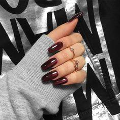 #Uñas #Nails #Rojo