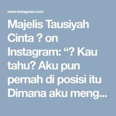 """Majelis Tausiyah Cinta 💌 on Instagram: """"◾ Kau tahu? Aku pun pernah di posisi itu Dimana aku menganggap mereka yang gemar membicarakan perihal agama adalah orang yang kuanggap sok…"""" • Instagram"""