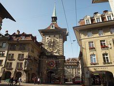 Bern Clocktower