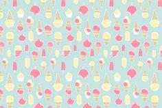FREE Ice Cream Desktop Wallpaper by Tovelisa