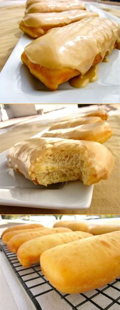 Maple Bars Recipe