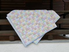 #modernquilt Queen Size Blanket, Queen Size Quilt, Country Bedspreads, Elegant Gift Wrapping, Single Quilt, Patchwork Blanket, Twin Quilt, Quilt Sizes, Baby Cribs