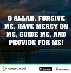 Forgive Me, Quran, Forgiveness, Holy Quran, Letting Go