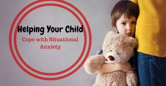 No matter the situation that has triggered your child's anxiety, there are strategies you can use to help them work through this feeling and prevent future episodes.