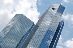 Deutsche Bank-Türme Frankfurt