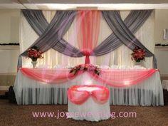 turqoise and grey wedding | Coral #wedding #decoration | Joyce Wedding Services