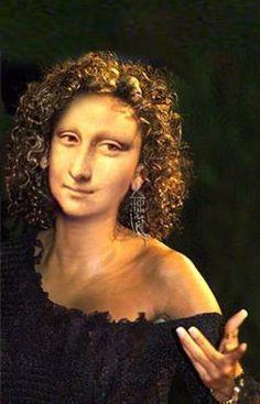Curly Lisa