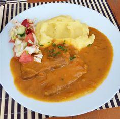 Kabinet Múz – nejlepší obědové menu v Brně / best lunch menu in Brno Lunch Menu, Thai Red Curry, Ethnic Recipes, Food, Essen, Meals, Yemek, Eten
