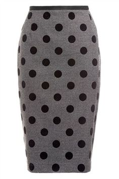 polka dots for winter