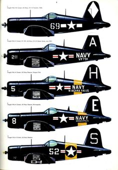 American  WW2  F4U Corsair                                                                                                                                                                                 More