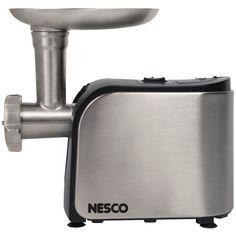 Nesco(r) 500-watt Food Grinder (stainless Steel) #mycustommade
