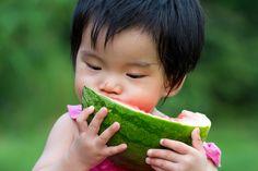 Why Feed Baby Organic Food