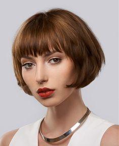 Sam Villa Medium Brown Hairstyles