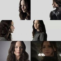 The Hunger Games - Mockingjay - Katniss.