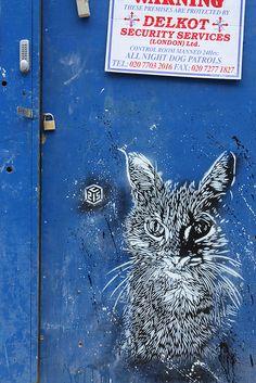 C215 - London by C215, via Flickr