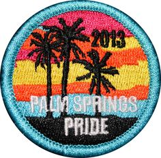 Palm Spring Pride - Our Coming Out PARTY!!!