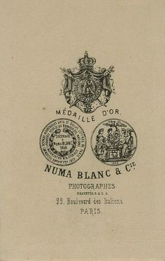 NUMA BLANC & Cie - Paris