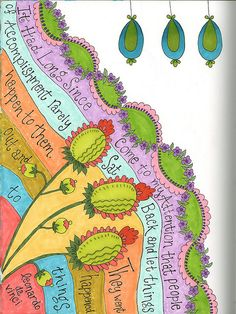 Journal Page by Donna Layton, via Flickr