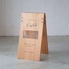 Signage Design, Cafe Design, Sign Board Design, Store Signs, Model Homes, Design Reference, Visual Merchandising, Woodworking Shop, Exterior Design