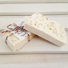 ASL Handmade Organic Soap Goat's Milk and Oats