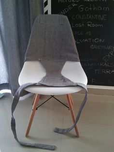 Seat travel for infant by Joan Sorke (Ikea chair)