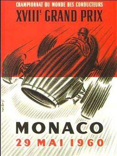 Gran Premio de Mónaco 1960