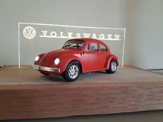 Work in progress. scalemodel Volkswagen beetle / kever
