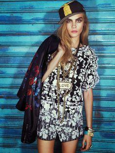 VOGUE BRASIL, FEBRUARY 2014 photography: jacques dequeker   ∆   model: cara delevingne